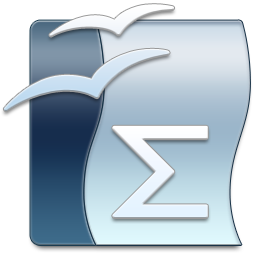 logo openoffice math